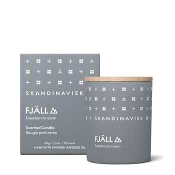 Vonná sviečka FJÄLL (hora) 65g