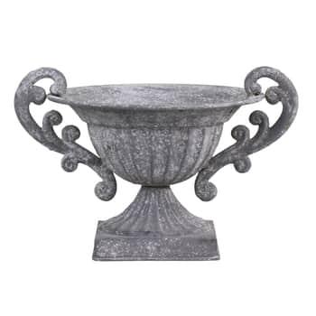 Kovový dekorativní pohár Antique Zinc