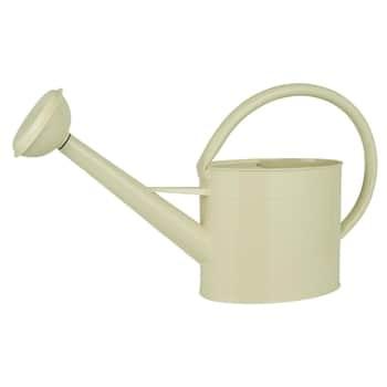 Kovová záhradná konva Cream 5l