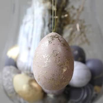 Velikonoční vajíčko Golden Pattern