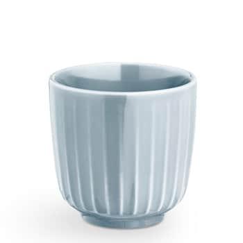 Porcelánový Espresso cup Hammershøi Light Blue