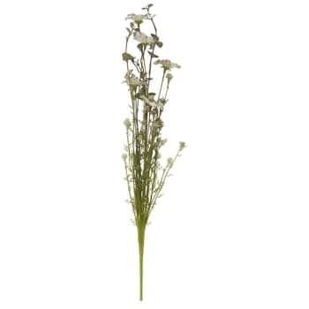Dekorativní umělé květy Green/White Tones
