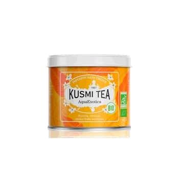 Sypaný ovocný čaj Kusmi Tea - AquaExotica 100g