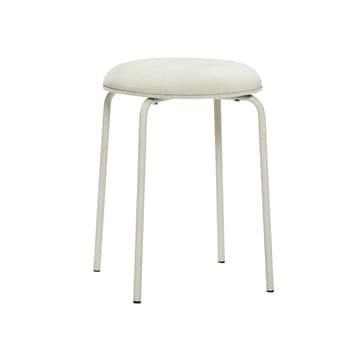 Kovová židlička Stool Grey