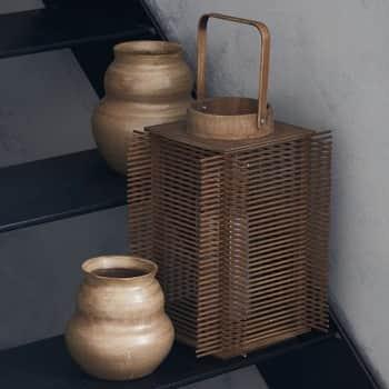 Bambusový lampáš Asi Natural