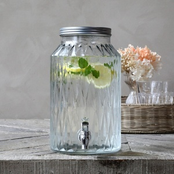 Nádoba na limonádu Clear 5,5l