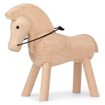 Dřevěný kůň Beech Horse 14 cm