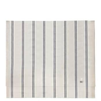 Bavlnený behúň Chambray Stripes 50×160 cm