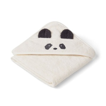 Dětská osuška skapucí Albert Panda Creme de la creme