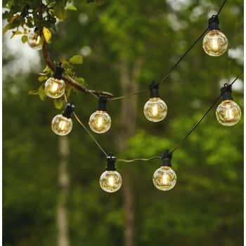 Venkovní světelný řetěz Big Circus Filament