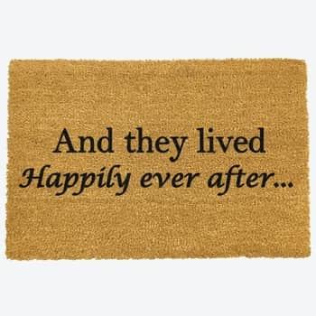 Rohožka Happily Ever After