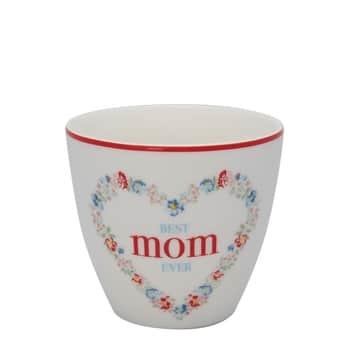 Keramický latte cup Mom