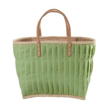 Taška zrafie Apple Green Large
