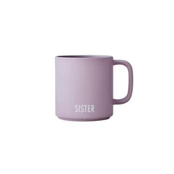 Porcelánový hrnček Sister/Love 200ml