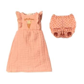 Bavlněné šaty pro králíčky Maileg Size 3