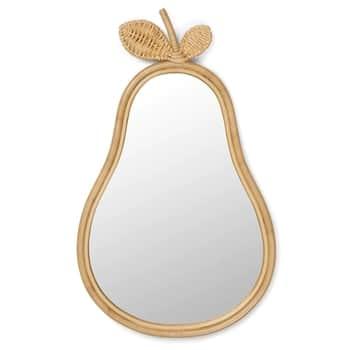 Nástěnné zrcadlo vrámu Pear Natural