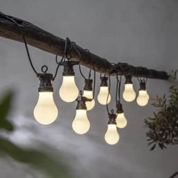 Venkovní světelný řetěz Circus - 10 žárovek