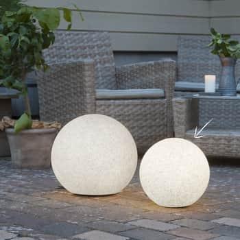Venkovní osvětlení Stone Ø30 cm