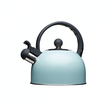Nerezová konvice Whistling Kettle Vintage Blue 1,4l