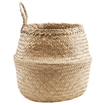 Úložný košík zmořské trávy Tanger