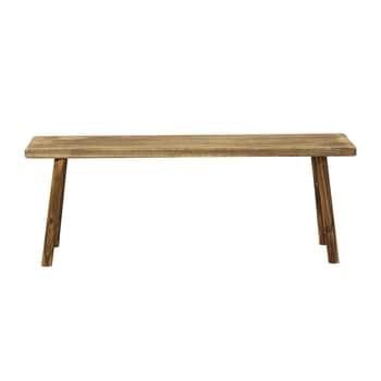 Dřevěná lavice Nadi Natural
