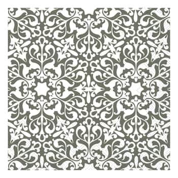 Papírové ubrousky Pattern Olive 20 ks