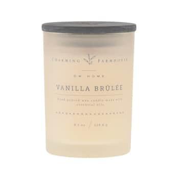 Vonná svíčka ve skle Vanilla Brulée 230g