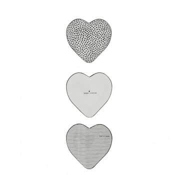 Odkladací tanierik Hearts
