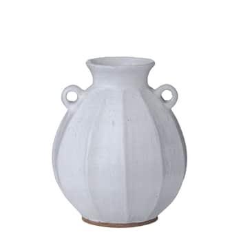 Keramická váza Vital White