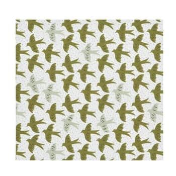 Papírové ubrousky Matis Ivy - 50 ks