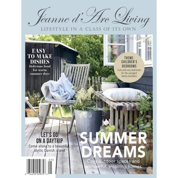 Časopis Jeanne d'Arc Living 5/2021 - anglická verzia