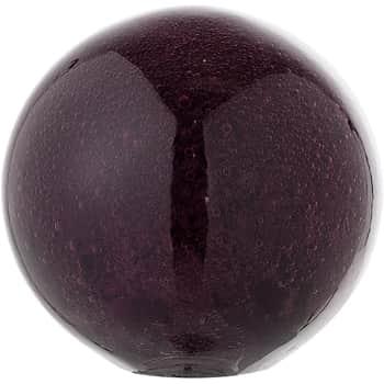 Skleněné těžítko Ball Purple