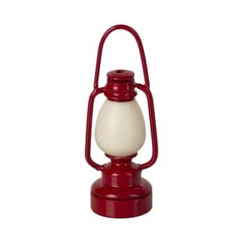 Svítící lucerna pro zvířátka Maileg Red