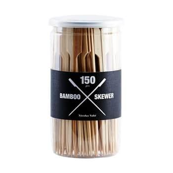 Bambusová napichovátka 150 ks