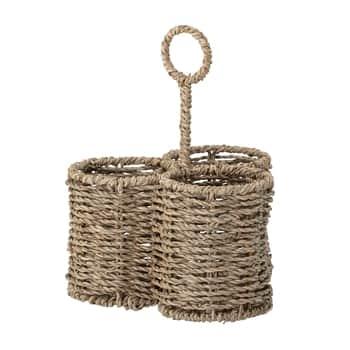 Proutěný košík Roanna Seagrass