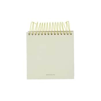Zápisník skrúžkovou väzbou Swirl