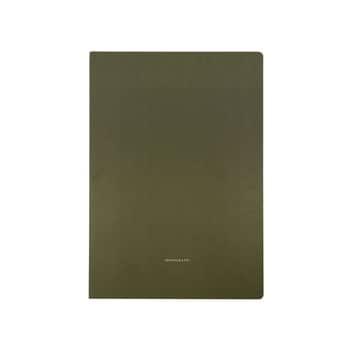 Viazaný zápisník Sketch Army Green