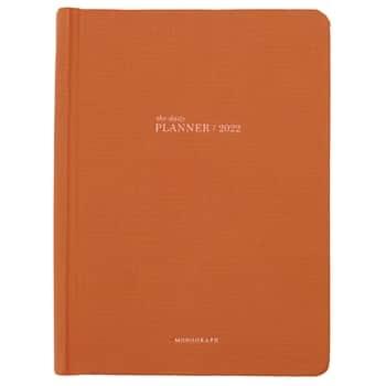 Denní diář na rok 2022 Orange