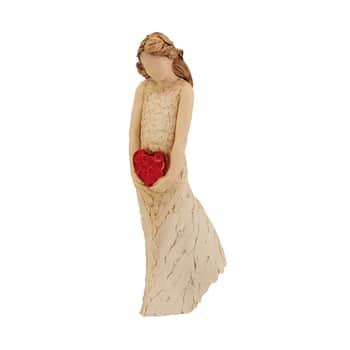Figurka Ze srdce 22,5 cm