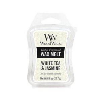Vosk do aromalampy WoodWick - White Tea/Jasmine  22,7g