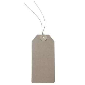 Papírový štítek Nature 17,5x8,3cm