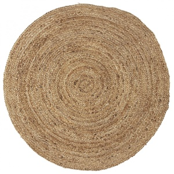 Jutový koberec Round ⌀90cm