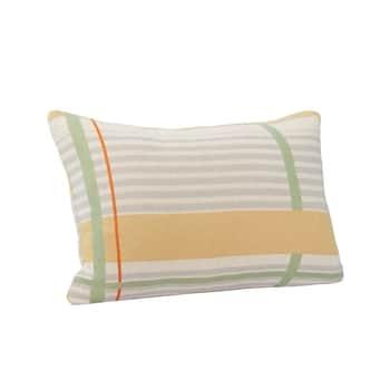 Bavlněný polštář svýplní Colors 40x60cm