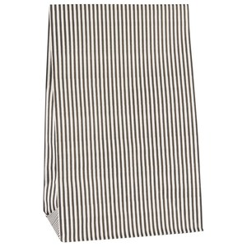 Papírový sáček Black Stripes - L