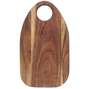 Dřevěné prkénko Hole Oiled Acacia Large