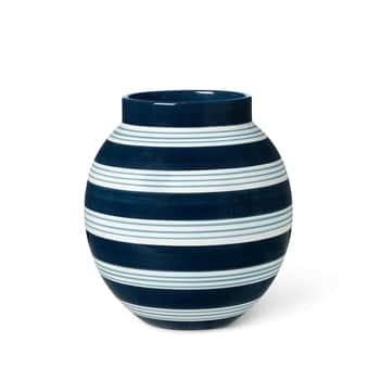 Váza Omaggio Nuovo Dark Blue 20,5 cm