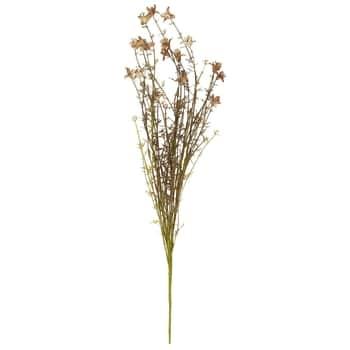 Dekorativní umělé květy Flower Brown Tones