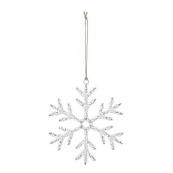 Závěsná vánoční ozdoba Ornament Glass Beads