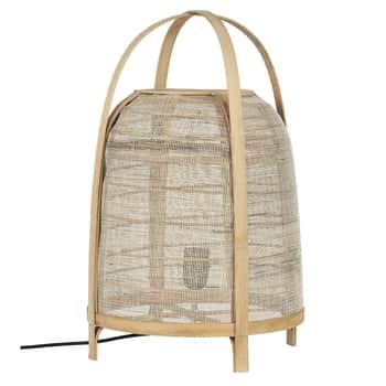 Drevená lampa Hession