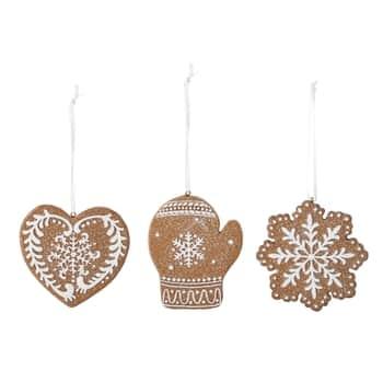 Vánoční dekorace Pearl Gingerbread